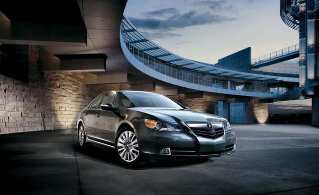 Acura RL Performance Sedan 2012