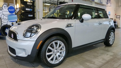 2010 Mini CooperS CAMDEN TOIT PANO ** AUTOMATIQUE **